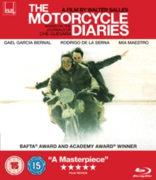 The Motorcycle Diaries, Blu-ray BluRay