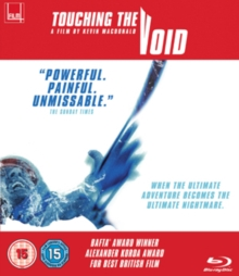 Touching the Void, Blu-ray