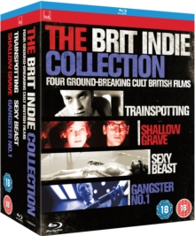 The Brit Indie Collection, Blu-ray