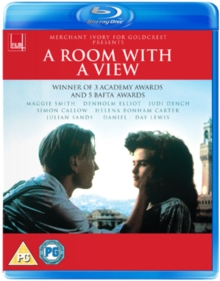 A   Room With a View, Blu-ray