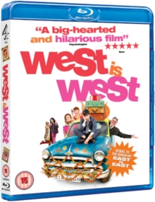 West Is West, Blu-ray