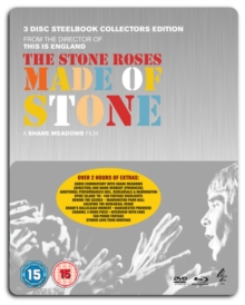 The Stone Roses: Made of Stone, Blu-ray