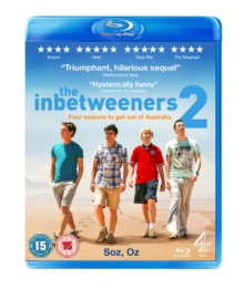 The Inbetweeners Movie 2, Blu-ray