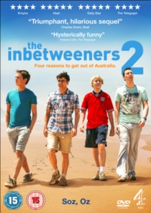 The Inbetweeners Movie 2, DVD