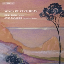 Songs of Yesterday, CD / Album