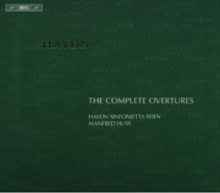 Haydn: The Complete Overtures, CD / Album
