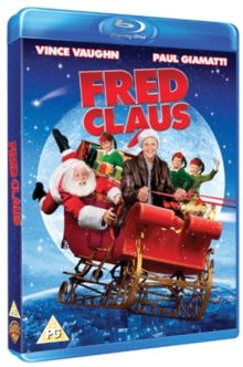 Fred Claus, Blu-ray