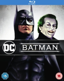 Batman, Blu-ray