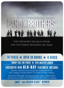 Band of Brothers, Blu-ray