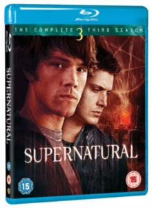 Supernatural: The Complete Third Season, Blu-ray