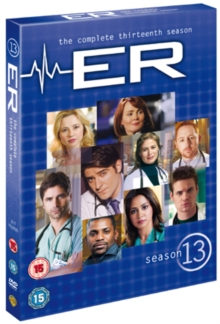 ER: The Complete 13th Season, DVD