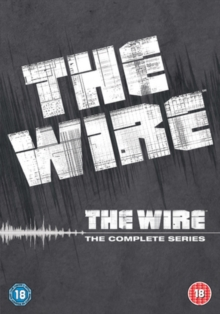 The Wire: The Complete Series, DVD