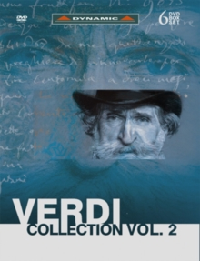 Verdi Collection 2, DVD