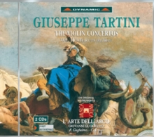 Giuseppe Tartini: The Violin Concertos, CD / Album