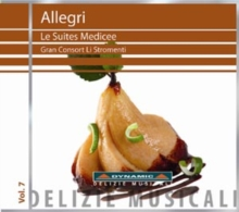 Allegri: La Suites Medicee, CD / Album