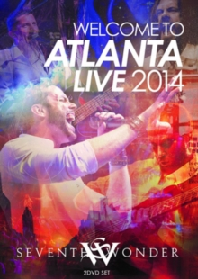 Seventh Wonder: Welcome to Atlanta - Live 2014, DVD DVD