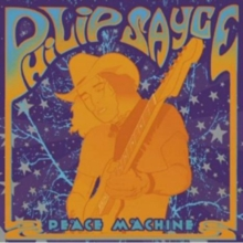 Peace Machine, CD / Album Cd