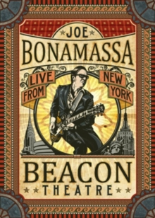 Joe Bonamassa: Beacon Theatre - Live from New York, DVD