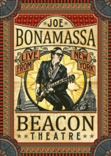 Joe Bonamassa: Beacon Theatre - Live from New York, Blu-ray