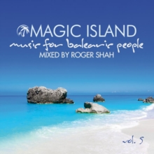Magic Island - Music for Balearic People: Mixed By Roger Shah, CD / Album