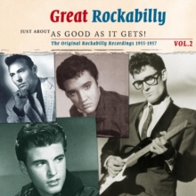 Great Rockabilly, CD / Album