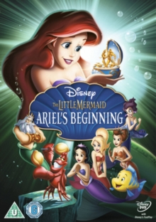 The Little Mermaid - Ariel's Beginning, DVD