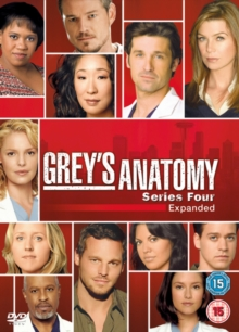 Grey's Anatomy: Complete Fourth Season, DVD  DVD