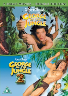 George of the Jungle/George of the Jungle 2, DVD  DVD