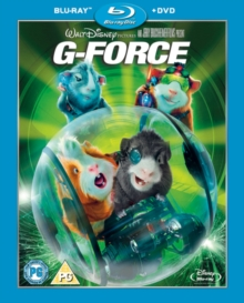 G-Force, Blu-ray
