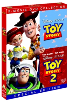 Toy Story/Toy Story 2, DVD