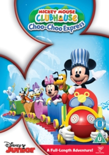 Mickey Mouse Clubhouse: Choo-choo Express, DVD  DVD