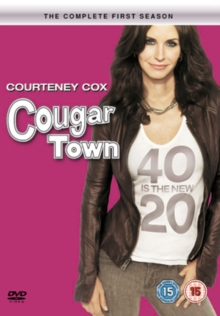 Cougar Town: Season 1, DVD