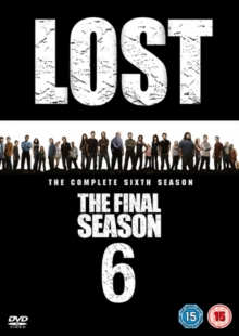 Lost: The Complete Sixth Season, DVD