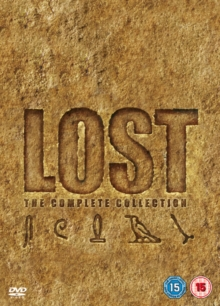 Lost: The Complete Seasons 1-6, DVD