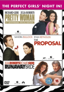 The Proposal/Runaway Bride/Pretty Woman, DVD