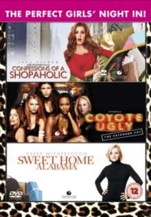 Confessions of a Shopaholic/Coyote Ugly/Sweet Home Alabama, DVD