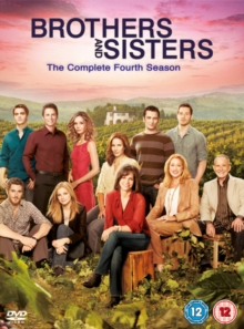 Brothers and Sisters: Season 4, DVD  DVD