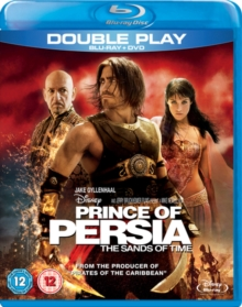 Prince of Persia - The Sands of Time, Blu-ray