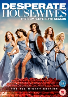 Desperate Housewives: Season 6, DVD