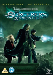The Sorcerer's Apprentice, DVD DVD
