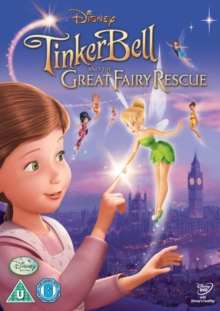 Tinker Bell and the Great Fairy Rescue, DVD