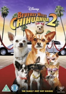 Beverly Hills Chihuahua 2, DVD