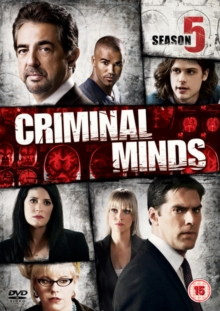 Criminal Minds: The Fifth Series, DVD  DVD