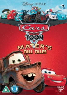 Cars Toon - Mater's Tall Tales, DVD