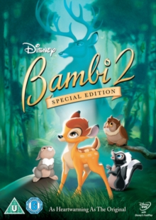 Bambi 2 - The Great Prince of the Forest, DVD  DVD