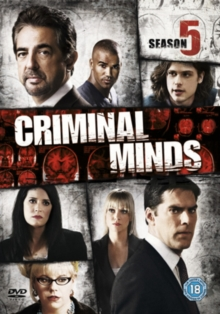 Criminal Minds: The Fifth Series, DVD