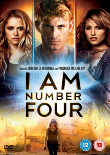 I Am Number Four, DVD