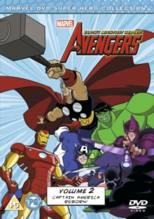 The Avengers - Earth's Mightiest Heroes: Volume 2, DVD