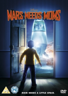 Mars Needs Moms!, DVD