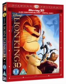 The Lion King, Blu-ray